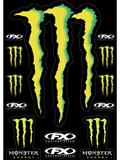 Bild von FX Sponsor Sticker Kit Monster