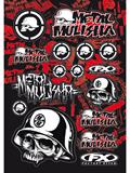 Bild von FX Sponsor Sticker Kit Metal Mulisha