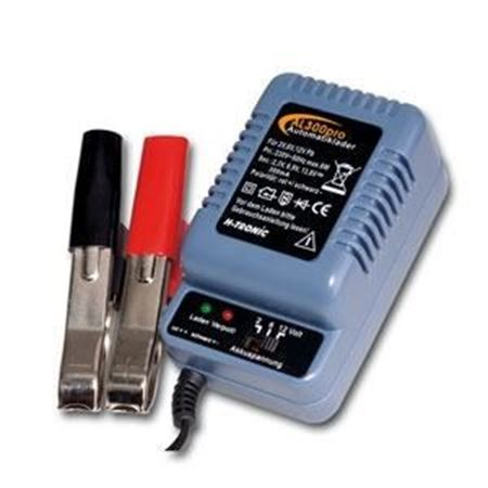 Picture for category H-TRONIC BATTERY CHARGERS