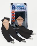 Picture of OXFORD RIGGERS BLACK