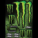 Bild von FX Sponsor Sticker Kit Monster_2