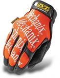 Picture of Copy of MECHANIX GLOVES ORANGE
