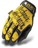 Picture of MECHANIX GLOVES YELLOW