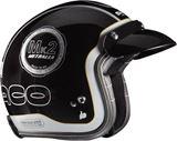 Picture of Bultaco helmet Heritage Metralla Black