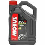 Picture of MOTUL 300V 15W50 4T FL 4L