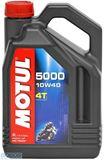 Bild von MOTUL 5000 10W40 4T 4L