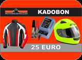 Bild von KADOBON MOTORKLEDINGLIJN 25 EURO