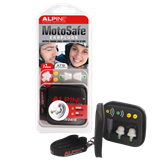 Picture of ALPINE EAR PLUGS Moto Safe