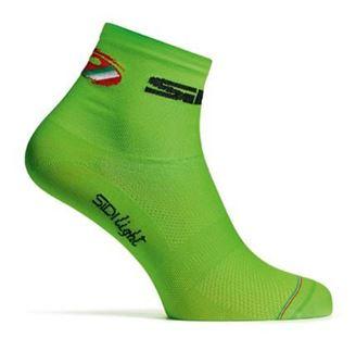 Picture of Sidi Color Socks Green Fluo