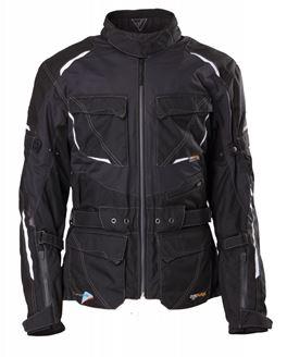 Bild von Modeka AFT Touring Jacke schwarz