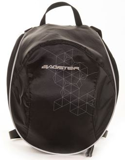 Picture of BAGSTER PIX HELMET BACKPACK BLACK/GREY