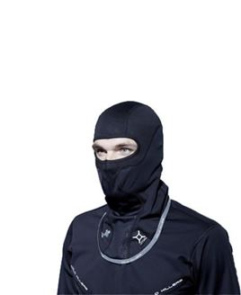Picture of BALACLAVA KNOX, COLDKILLERS HOT HOOD BLACK.